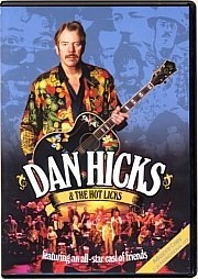 Dan Hicks DVD
