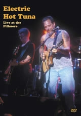 Hot Tuna- Fillmore DVD